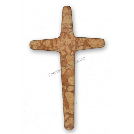 Croce Serie Calliope Marmorizzata