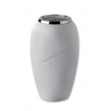 Vaso Serie Artemide Bianco