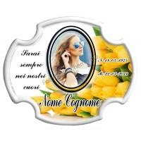 Targa Serie Corinto