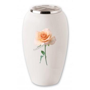 Vaso Serie Artemide decorato