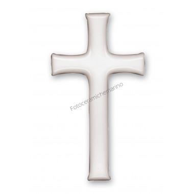 Croce Serie Atena Bianca