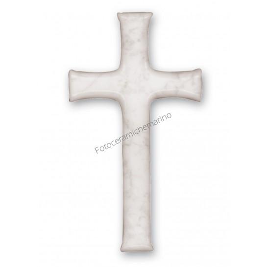 Croce Serie Atena Marmorizzata